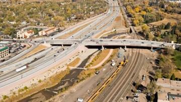 I-25 COSMIX – Colorado Springs Metro Interstate Expansion Design-Build