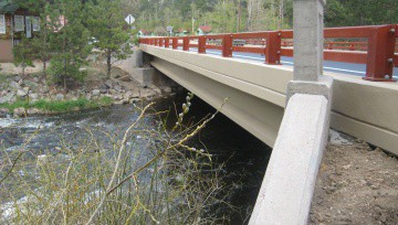 US 34 Upper Big Thompson Bridge Replacement Modified Design-Build
