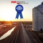 2016 ENR Mountain States Top Industrial Project Award!